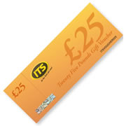 ITS ITSVOUCHER025 ITS Twenty-Five Pound Gift Voucher