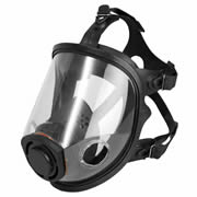JSP BPK000-011-000 JSP FORCE 10 Full Face Mask - Without Filters