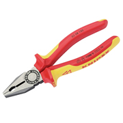 Knipex 31918 (0308180UK) Knipex VDE Combination Pliers 180mm