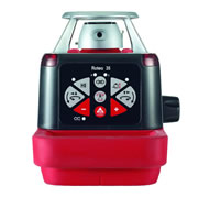 Leica ROTEO 35 WMR Leica Roteo 35WMR Rotary Laser Level - Red Beam