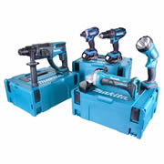Makita 5DMJ Makita 18v Li-ion 4.0Ah 5 Piece Kit