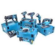 Makita 7BTJ Makita 18v Li-ion 5.0Ah 7 Piece Kit