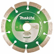 Makita B12918 Makita 125mm Neutron Enduro Universal Diamond Blade