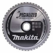 Makita B17697 Makita 355mm Specialized Panel Saw Blade