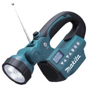 Makita 14.4v/18v Radio/LED Torch (Body)