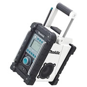 Makita Job Site Radio (White)