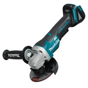 Makita DGA455Z Makita 18v Li-ion Brushless 115mm  Grinder with Paddle Switch - Body Only