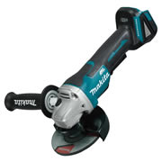 Makita DGA505Z Makita 18v Li-ion Brushless 125mm Grinder with Paddle Switch - Body Only