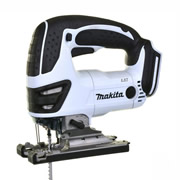Makita DJV180Z W Makita 18v Li-ion White Jigsaw Body
