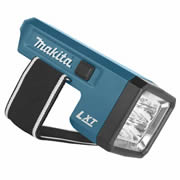 Makita DML186 Makita 18v LED Lithium-ion Torch (Tool Only)