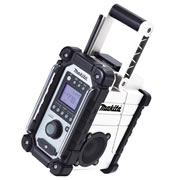 Makita DMR102W Makita Jobsite Radio (White)