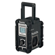Makita DMR106B Makita Job Site Bluetooth Radio (Black)