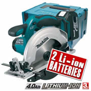 Makita DSS611RME Makita 18v Lithium-Ion 165mm Circular Saw