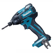 Makita DTD129Z Makita 18v Lithium-ion Cordless Brushless Impact Driver Body