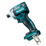 Makita DTD148Z Makita 18v Li-ion Brushless Cordless Impact Driver (Body Only)