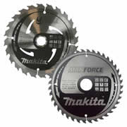 Makita HH210PK2 Makita 210mm 2 Piece Circular Saw Blade Pack