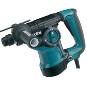 Makita HR2811F Makita SDS+ Hammer Drill (Chiselling Action)