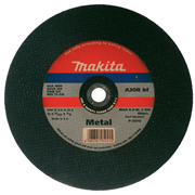 "Makita P-25513 Makita 305mm (12"") Metal Cutting Disc"
