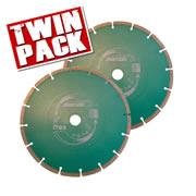 Makita P-34665 Makita 115mm Diamak General Purpose Diamond Blade Pack of 2