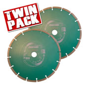 Makita P-45761 Makita 125mm Diamak General Purpose Diamond Blade Pack of 2