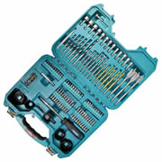 Makita P-90249 Makita 100 Piece Power Drill Accesory Set