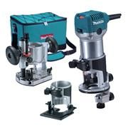 "Makita RT0700CX2 Makita 1/4"" Router/Trimmer Kit"