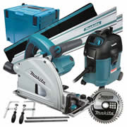Makita SP6000J1KIT4 Makita Plunge Cut Saw Package 4