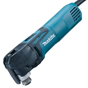 Makita TM3010CK Makita Oscillating Multi Tool with Tool-Less Accessory Change