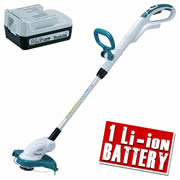 Makita UR140DW Makita 14.4v Lithium-ion Grass Trimmer + 1 x 1.3Ah Battery and Charger