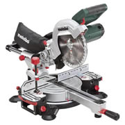 Metabo KGS216M Metabo 216mm Mitre Saw