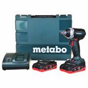 Metabo SSW 18 LTX 200 Metabo 18v LiHD Impact Wrench