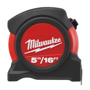 Milwaukee 48225616 Milwaukee 5m Metric and Imperial Contractor Tape Measure