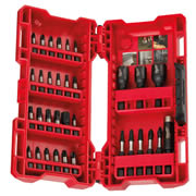 Milwaukee 4932430813 Milwaukee 33 Piece Shockwave Nut Driver Set
