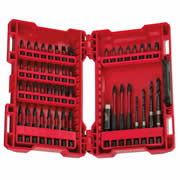 Milwaukee 4932430907 Milwaukee Shockwave 48 Piece Drill & Screwdriver Bit Set