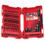 Milwaukee 4932430908 Milwaukee Shockwave 40 Piece Drill & Screwdriver Bit Set