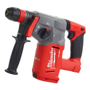 Milwaukee M18CHX-0 Milwaukee 18v Fuel SDS+ Hammer Drill - Body Only