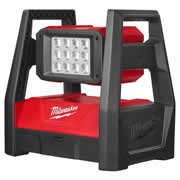 Milwaukee M18HAL0 Milwaukee 18v Li-ion Rover Area Light - Body Only