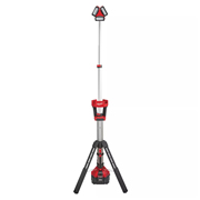 Milwaukee M18HSAL0 Milwaukee 18v Li-ion Rocket LED Charger Tower Light 110v