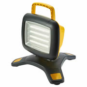 NightSearcher GALAXY PRO Portable Rechargeable LED Worklight - 3500 Lumens