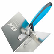 OX Tools P013001 OX Pro Drywall Internal Corner Trowel (102 x 127mm)