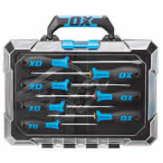 OX Tools P360207 OX Pro 7 Piece Screwdriver Set
