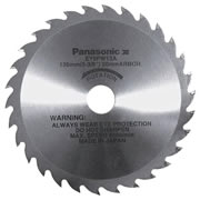 Panasonic 9PW13C Panasonic 135mm TCT Saw Blade (Wood Cutting)
