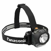 Panasonic BF262 Panasonic Head Torch