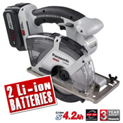 Panasonic EY45A2LS2SG Panasonic 14.4v/18v Li-ion Cordless Multi-Purpose Cutter