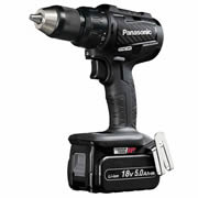 Panasonic EY79A2LJ1 Panasonic 18v Brushless Hammer Drill Driver 1 x 5.0Ah Battery