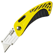 ITS PROFK Folding Utility Knife c/w 5 Blades