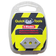 Quick Switch QCT00005 Quickcut Blades for Slide Cutter (PK5)