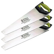 "Spear & Jackson B98SF Spear & Jackson Predator Second Fix 22"" Handsaw Triple Pack"
