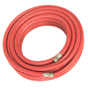 "Sealey AHC15 Sealey AHC15 Air Hose 15mtr x Ø8mm with 1/4""BSP Unions"