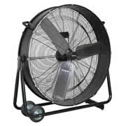 "Sealey HVD36 Sealey 36"" High Velocity Drum Fan"